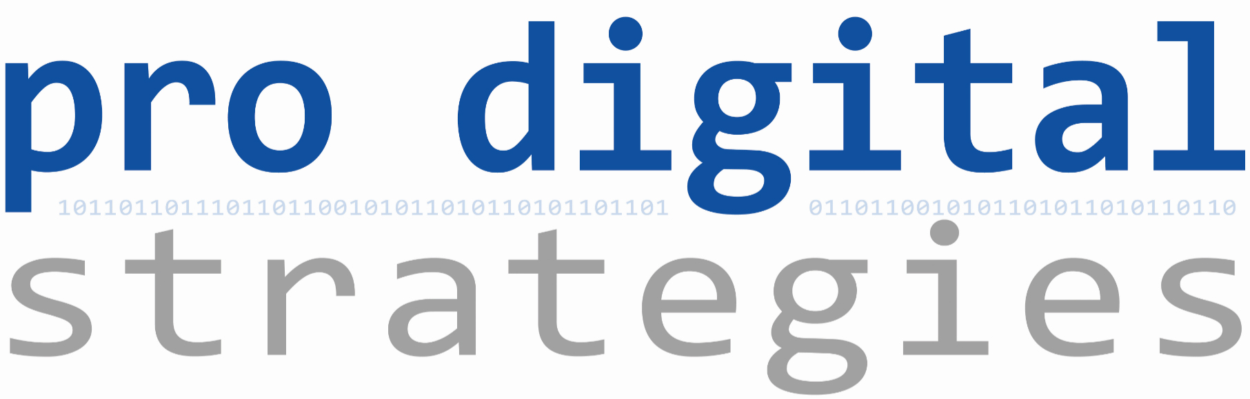 Pro Digital Strategies Logo